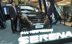 All New Nissan Livina dan All New Nissan Serena Sukses Goda Keluarga Muda di Bandung