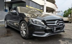 Jual Mobil Mercedes-Benz C-Class 200 Avantgarde Facelift 2015