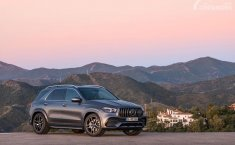 Review Mercedes-AMG GLE 53 4Matic+ 2019: Crossover Stylist Bertenaga Lebih