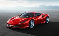 Review Ferrari F8 Tributo 2019