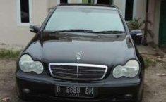 2002 Mercedes-Benz SL dijual