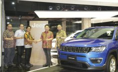 HASCAR Group Gandeng Nusantara Group Permudah Konsumen Membeli Mobil Jeep