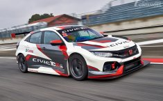 Review Honda Civic TCR 2018: Civic Yang Lebih 'Atletis'