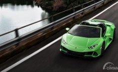 Review Lamborghini Huracan EVO Spyder 2019