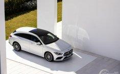 Review Mercedes-Benz CLA Shooting Brake 2019