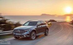Review Mercedes-Benz GLC 2019: Peningkatan SUV Kompak Mewah Mercedes-Benz