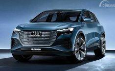 Review Audi Q4 e-Tron 2020: Desain Unik Kendaraan Masa Depan Audi