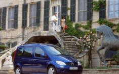 Review Mercedes-Benz Vaneo 2002: Ketika Mercy Belajar Merakit FWD