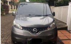 Nissan Evalia XV 2012 Abu-abu