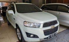 Chevrolet Captiva Pearl White 2012 harga murah
