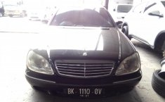 Jual Mercedes-Benz S-Class S 280 2002