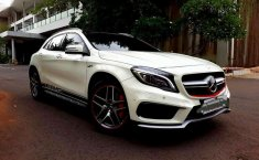 Mercedes-Benz GLA () 2016 kondisi terawat