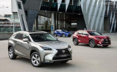 Review Lexus NX 200t 2015