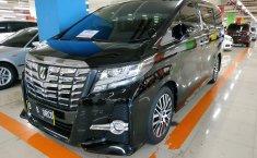 Jual Toyota Alphard SC Ales 2015