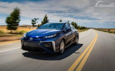Genjot Mobil Bertenaga Hidrogen untuk Olimpiade, Jepang Berikan Subsidi Toyota Mirai