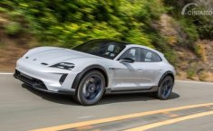 Akhir 2020, Porsche Hadirkan Taycan Cross Turismo