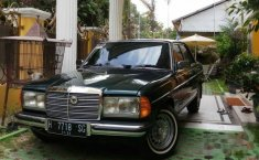 Mercedes-Benz 230E (W123 2.3 Manual) 1978 kondisi terawat