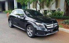 Mercedes-Benz GLA  2016 Hitam