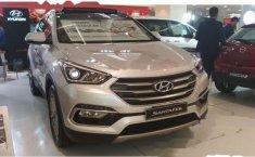 Hyundai Santa Fe  2017 Silver