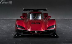 Lama Absen, Mazda Buka Peluang Tampil di Ajang Balap 24 Hours of Le Mans