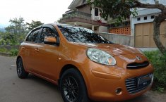 Jual Nissan March 1.2 MT 2011