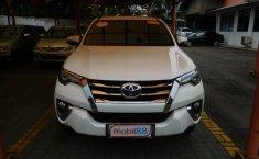 Jual Toyota Fortuner VRZ 2016