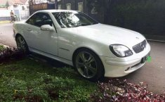 Mercedes-Benz SLK SLK 230 K 2000 Putih