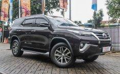 Jual Toyota Fortuner 2.4 VRZ Diesel A/T 2016