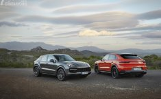 Review Porsche Cayenne Coupé 2019