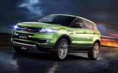 Landwind X7 Mirip Range Rover Evoque, Jiangling Motors Didenda Jaguar Land Rover