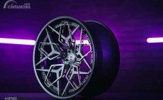HRE Perkenalkan Pelek Titanium Terbaru Untuk McLaren P1