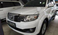Jual Toyota Fortuner  2.7 V 2013