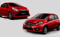 Pilih Mobil Bekas LCGC: Toyota Agya vs Honda Brio Satya