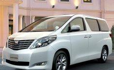Jangan Asal Mewah, Perhatikan Tips Lengkap Beli Toyota Alphard 2012 Bekas