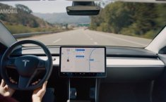 Fitur Autopilot Tesla, Dan Masa Depan Sistem Berkendara Otonom