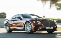 Review Bentley Continental GT V8 2019