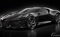 Review Bugatti La Voiture Noire 2019: Perpaduan Klasik dan Modern Termahal Sejagad
