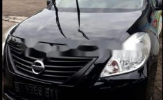 Nissan Latio  2013 Hitam
