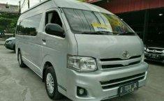 Jual Toyota Hiace High Grade Commuter 2012