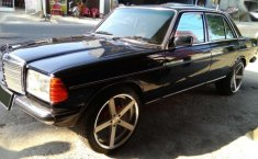 1981 Mercedes-Benz 200 dijual