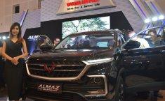 GIIAS Surabaya 2019: Bodi Wuling Almaz Banyak Diketuk-Ketuk Pengunjung