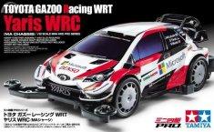 Telah Hadir, Tamiya Mini 4WD Yaris WRC