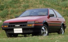 Review Toyota Sprinter Trueno Hatchback 1983, Legenda Drift Dari Akina