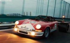 Porsche Half11, Ketika Desain Klasik Porsche Ditabrak Buritan Le Mans