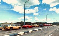 FOCI Chapter Batam Tandai Eksistensi Ferrari Owners Club Indonesia di kota Batam