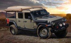 Inilah 6 Jeep Gladiator Modifikasi keren dari ajang Easter Jeep Safari 2019