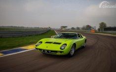 Review Lamborghini Miura S 1971
