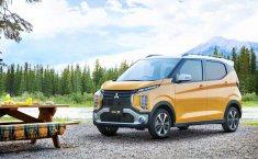 Review Mitsubishi eK X 2019: Xpander Versi Imut dan Cerah dari Mitsubishi