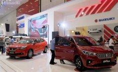Lumayan Juga Penjualan All New Ertiga Di GIIAS Surabaya