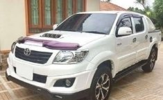 Jual Toyota Hilux Type G Double Cabin Turbo 4x4 2012